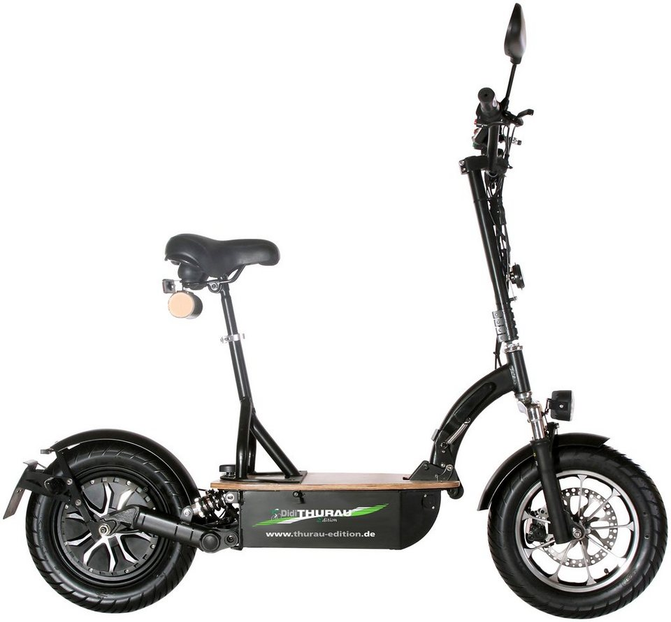 didi thurau e scooter eco tourer basic rsp 45 km h. Black Bedroom Furniture Sets. Home Design Ideas
