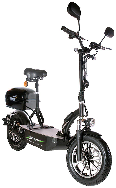 DIDI THURAU E-Scooter »Eco-Tourer Safety EXC RSP«, 20km/h, Inklusive Rundum-Sorglos-Paket