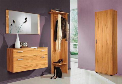 garderoben set 8003 4 tlg online kaufen otto. Black Bedroom Furniture Sets. Home Design Ideas