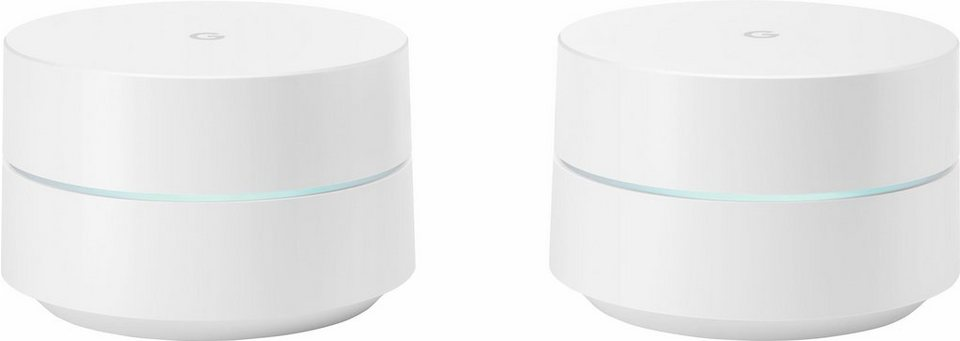 google home wifi wlan router doppelpack kaufen otto. Black Bedroom Furniture Sets. Home Design Ideas