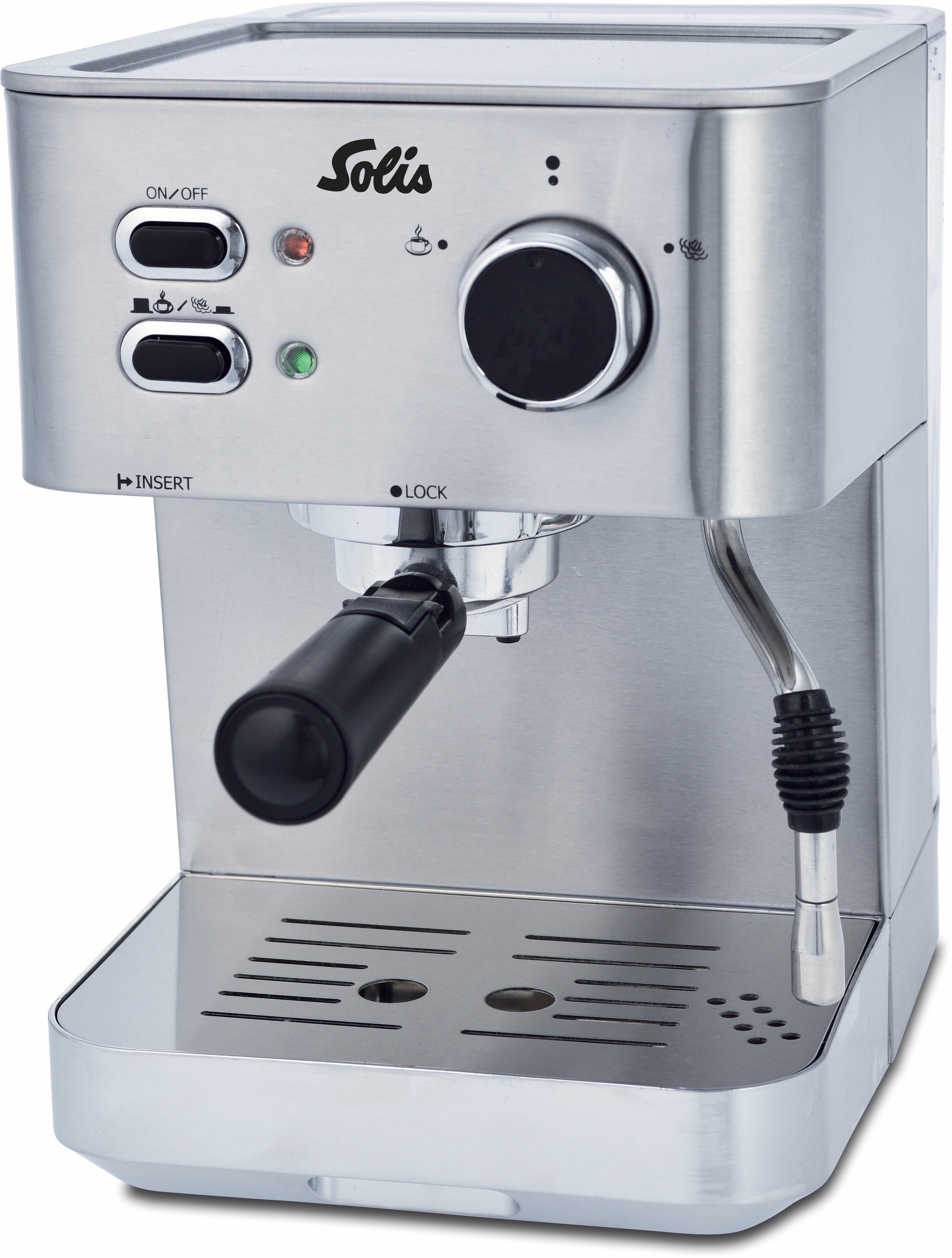 SOLIS OF SWITZERLAND Espressomaschine SOLIS Primaroma, Typ 1010