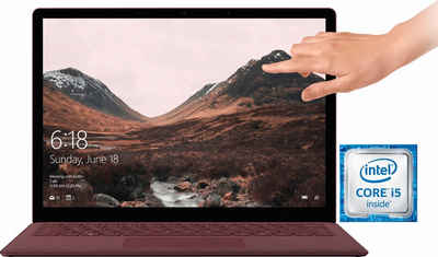 Microsoft Surface Laptop, 256GB SSD, 8GB RAM Notebook, Intel Core i5, 34,3 cm (13,5 Zoll) Sale Angebote Felixsee