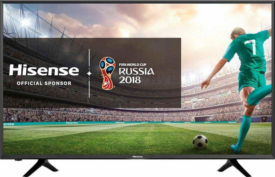 hisense h43nec5205 led fernseher 108 cm 43 zoll 4k ultra hd smart tv online kaufen otto. Black Bedroom Furniture Sets. Home Design Ideas