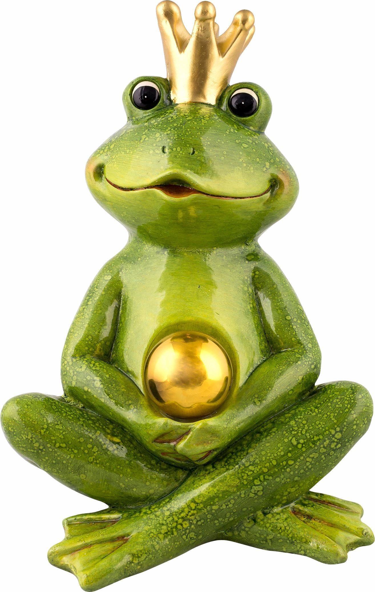 Home affaire Dekofigur »Froschkönig«