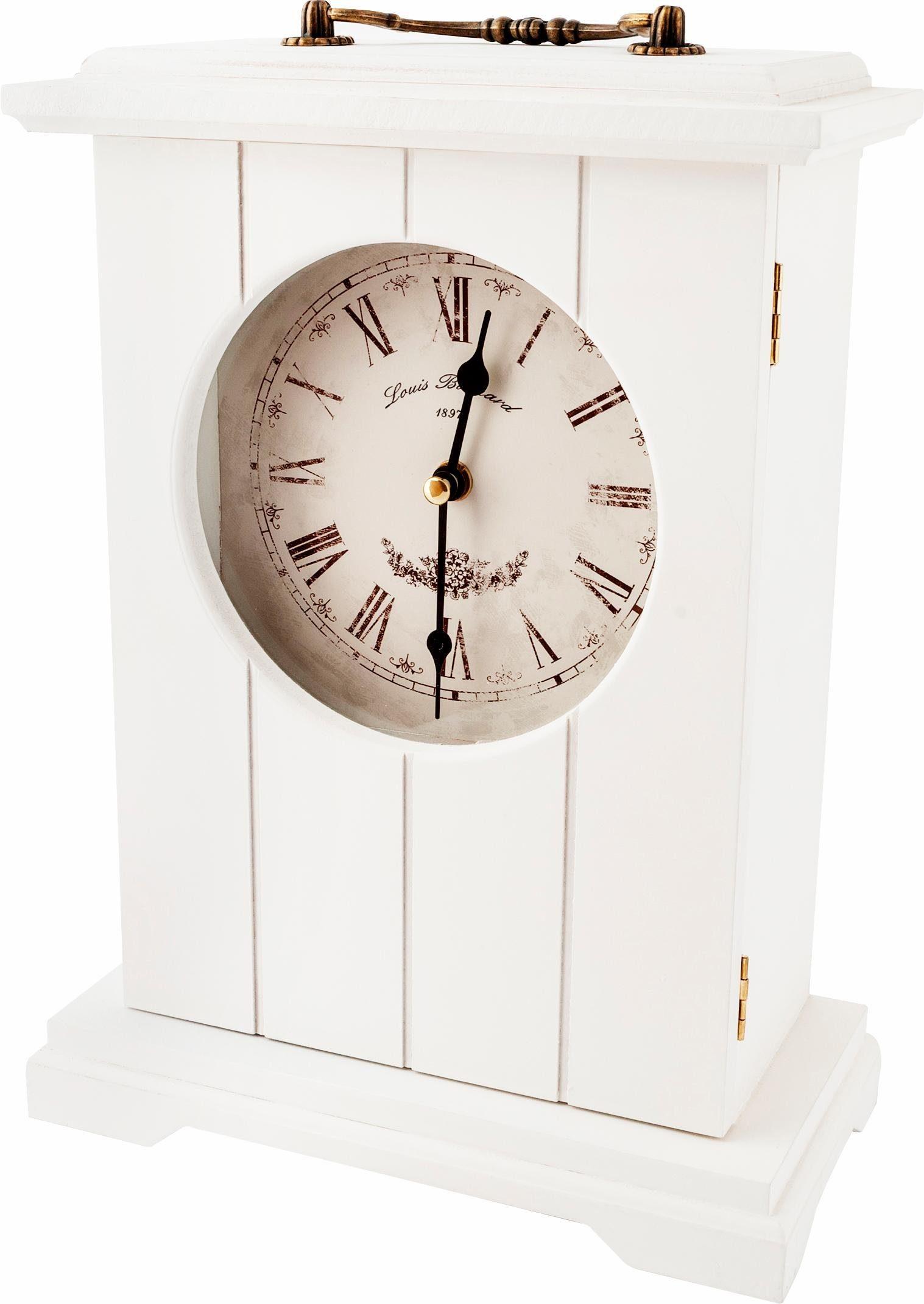 Home affaire Schmuckschrank »Uhr«