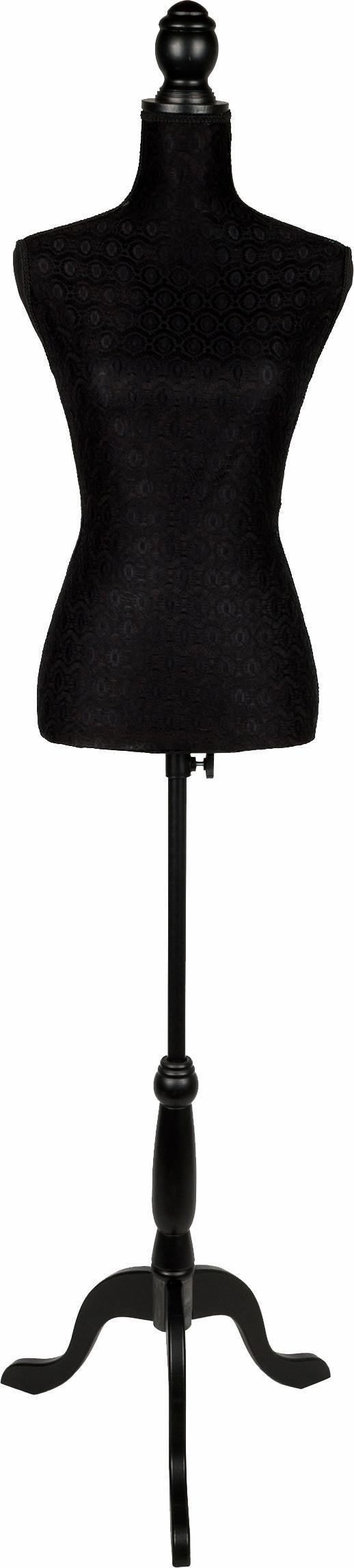 Schneiderpuppe »Black«