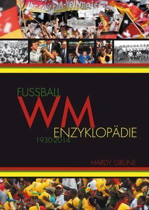 Gebundenes Buch »Fußball WM-Enzyklopädie«