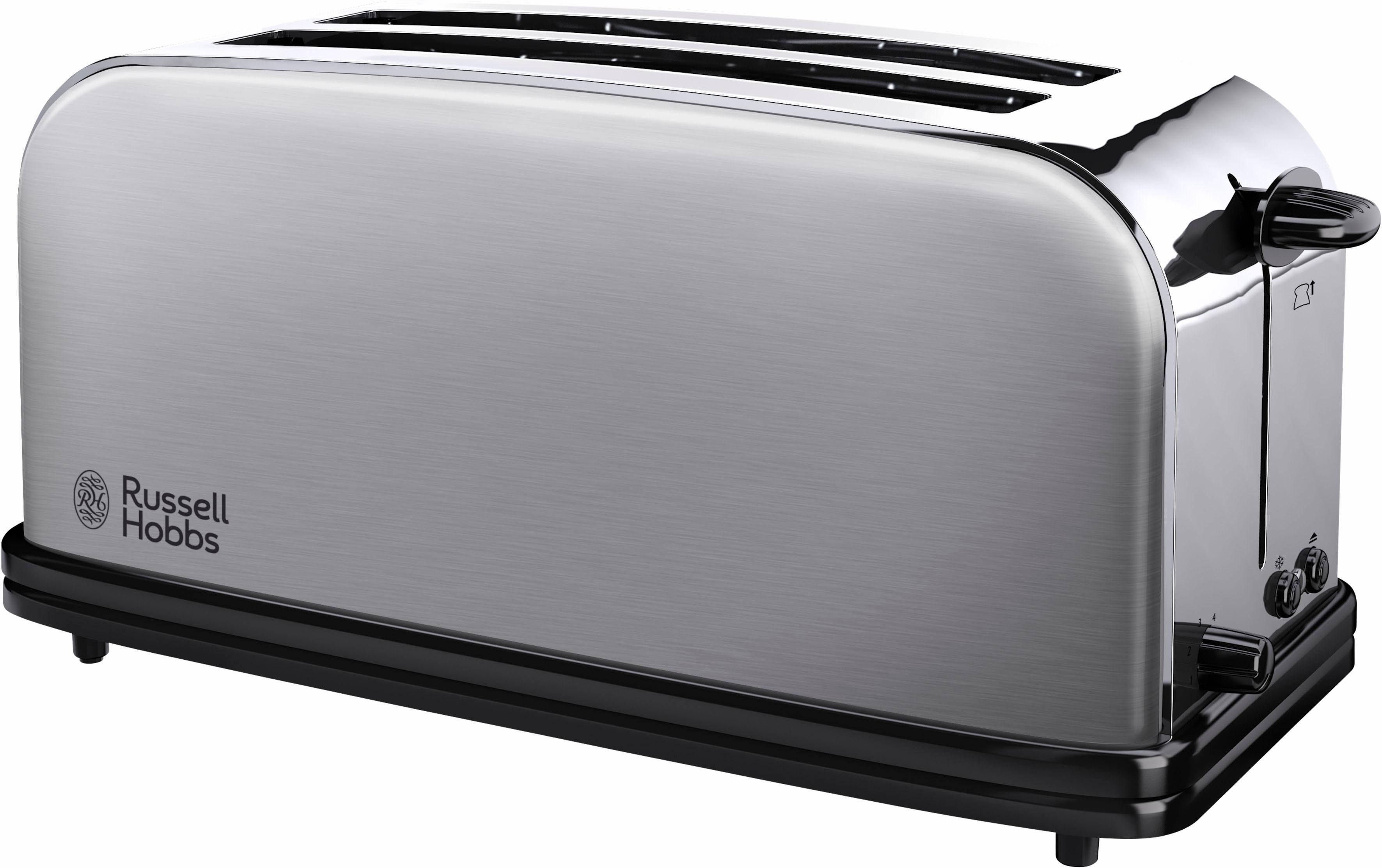 RUSSELL HOBBS Toaster 23610-56, 2 lange Schlitze, für 2 Scheiben, 1600 W