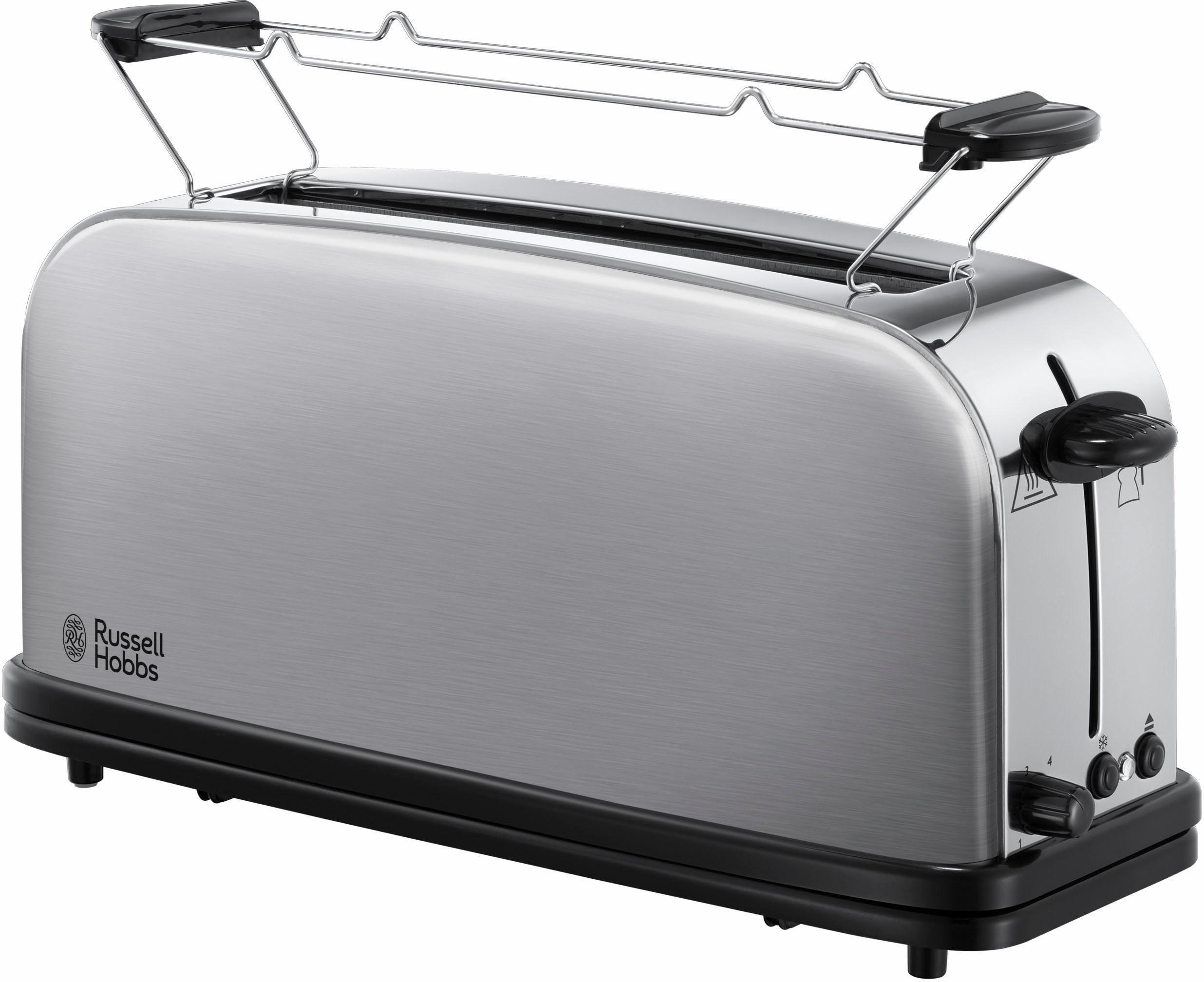 RUSSELL HOBBS Toaster 21396-56, 1 langer Schlitz, für 2 Scheiben, 1000 W