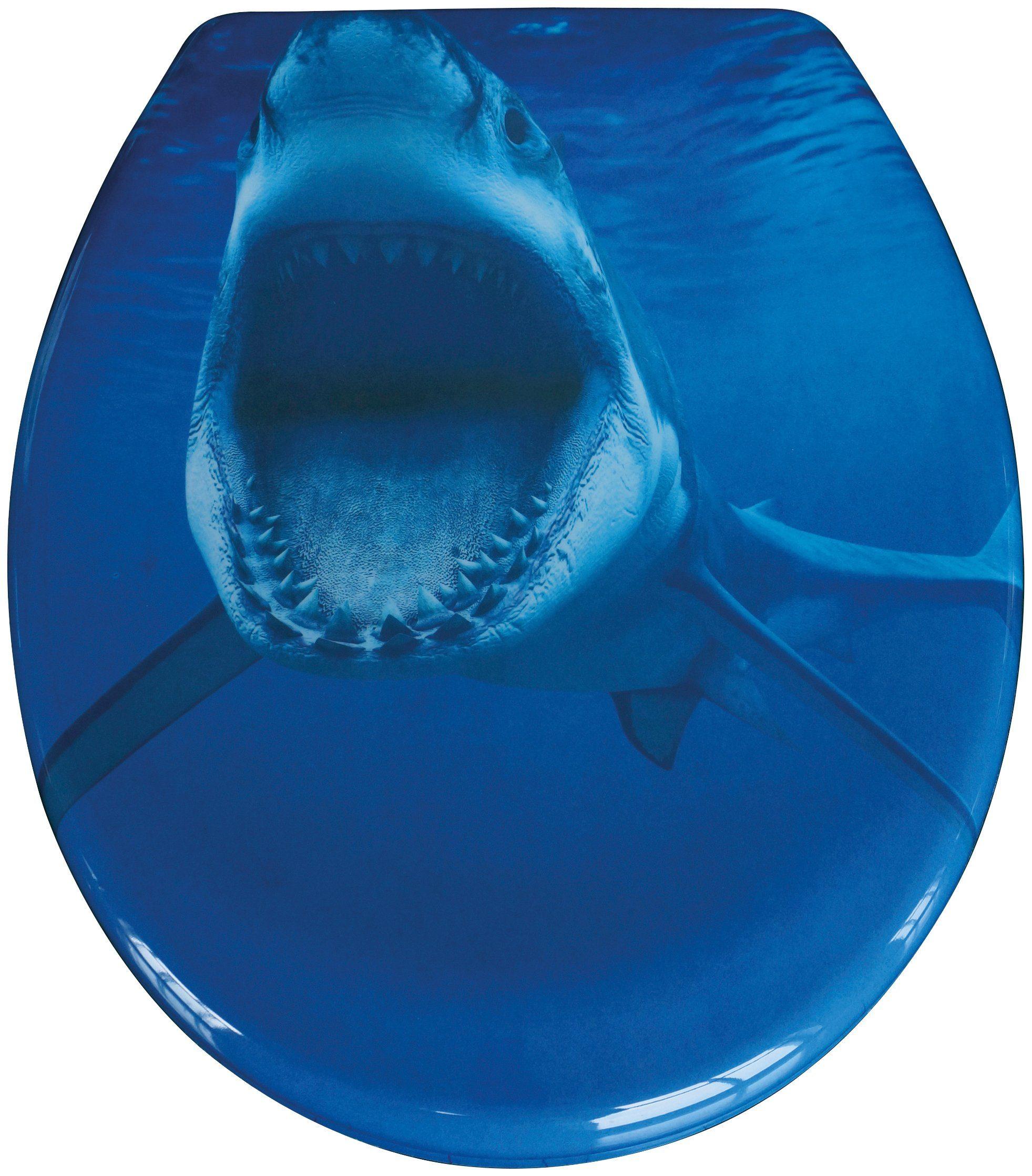 SCHÜTTE WC-Sitz »Shark«
