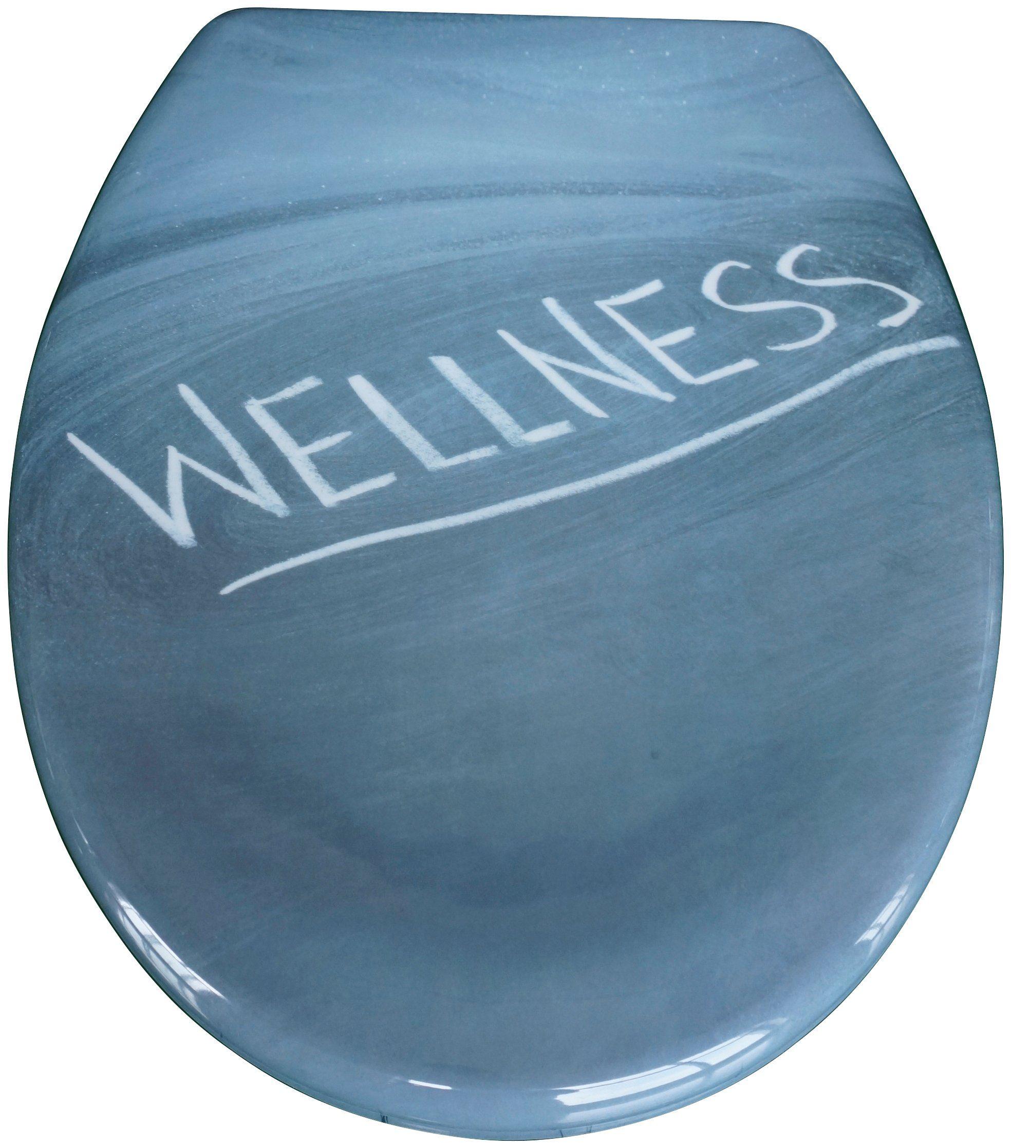 SCHÜTTE WC-Sitz »Wellness«