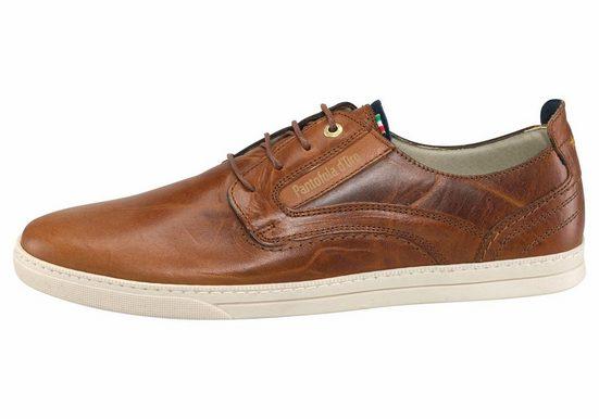 Slipper Gold Man Vigo Low Sneaker