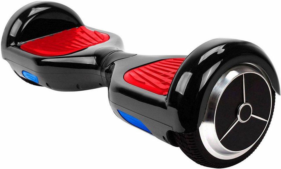 mekotron hb 0060 bk hoverboard max geschwindigkeit 10. Black Bedroom Furniture Sets. Home Design Ideas