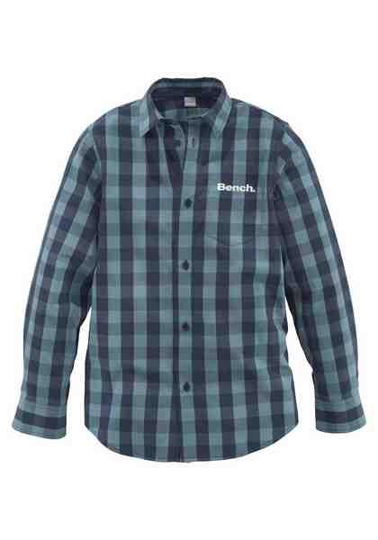 Bench. Langarmhemd