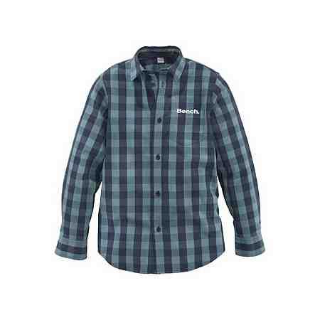 Jungen: Hemden: Gemusterte Hemden