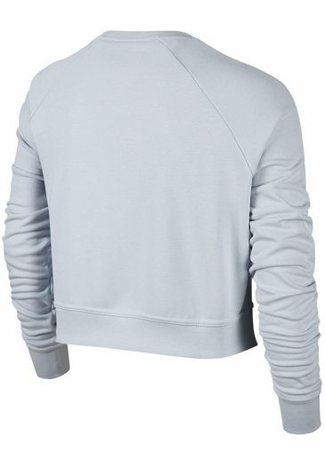 Nike Sweatshirt Women Nike Top Longsleeve Versa Logo Gpx