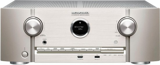 Marantz »SR5012« 7.2 AV-Receiver (LAN (Ethernet), WLAN, Bluetooth, 3D-fähig, Hi-Res Audio)