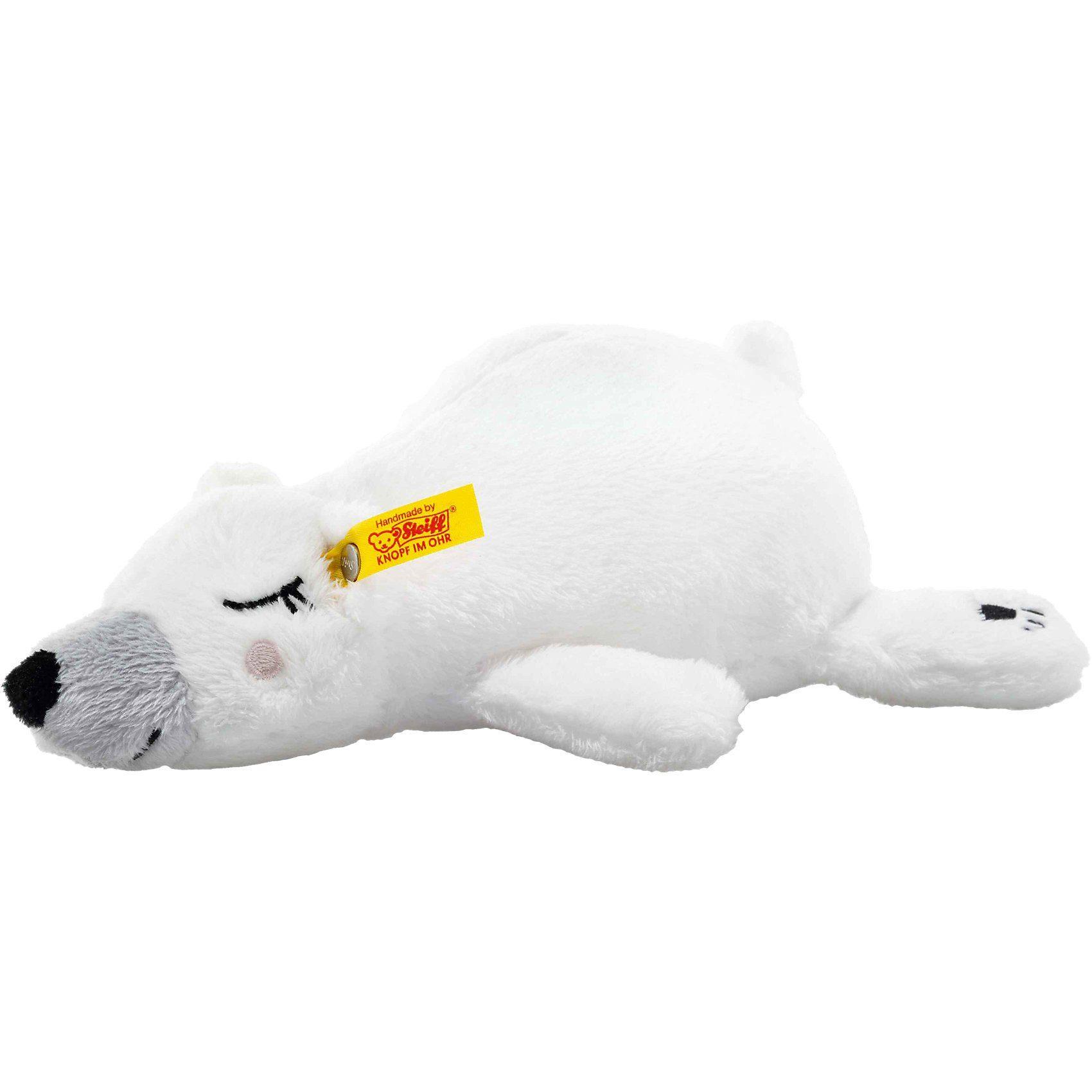 Steiff Eisbär Iggy weiss liegend, 20 cm