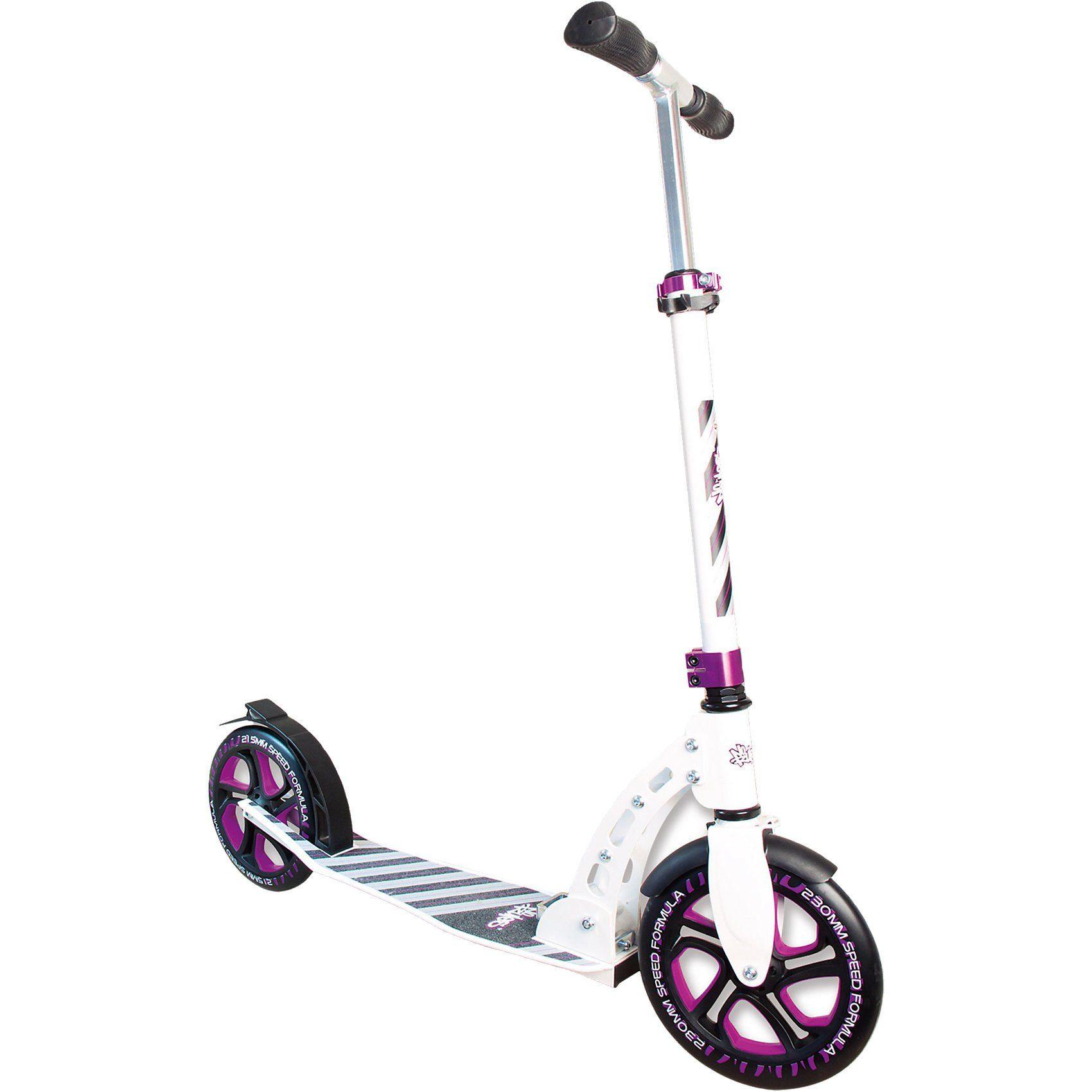 No Rules Aluminium Scooter Pro Lady, lila