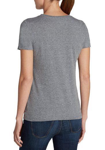 Eddie Bauer T-Shirt bedruckt Stars and Stripes
