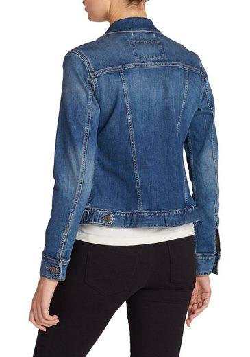 Eddie Bauer Jacke aus Jeans