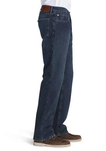 Eddie Bauer Flex Jeans Mit Flanellfutter - Straight Fit
