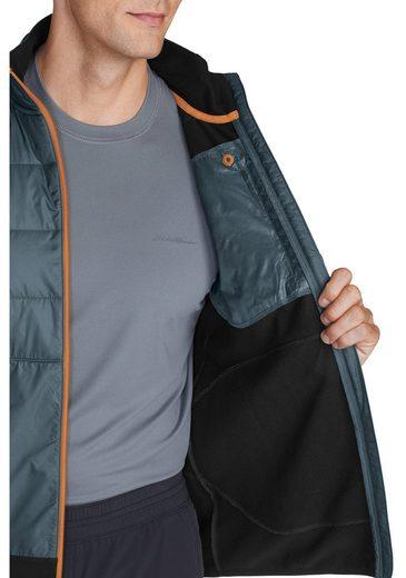 Eddie Bauer Mehrfarbige Herren-Ignitelite Hybrid Jacke