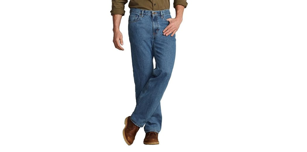 Eddie Bauer Classic Fit Jeans Spielraum Mit Kreditkarte Factory Outlet Günstig Online Günstiger Preis Store Iilep