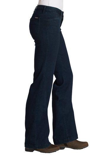 Eddie Bauer Elysian Trouser Leg Jeans - Curvy