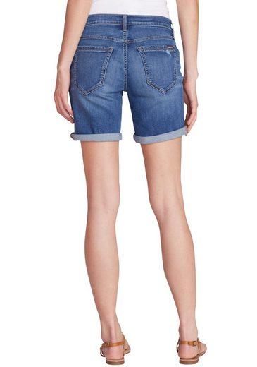 Eddie Bauer Elysian Boyfriend Shorts - Used Look