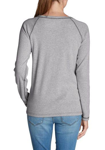 Eddie Bauer Sweatshirt mit Druck
