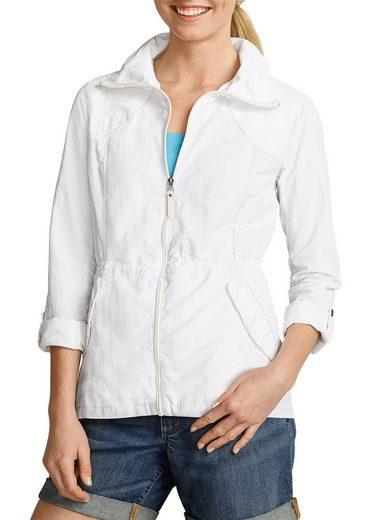 Eddie Bauer Travex® Jacke mit verstellbaren Ärmeln
