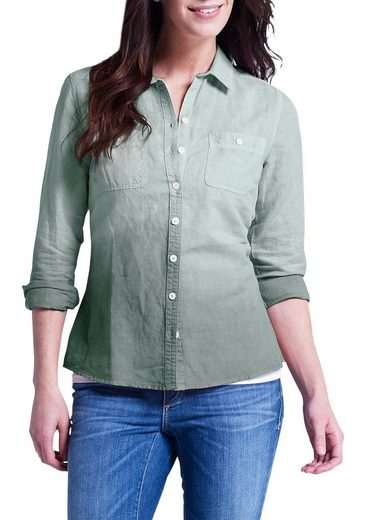 Eddie Bauer Blouse With Gradient
