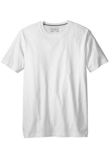 Eddie Bauer Legend Wash T-Shirt - Kurzarm - Slim Fit