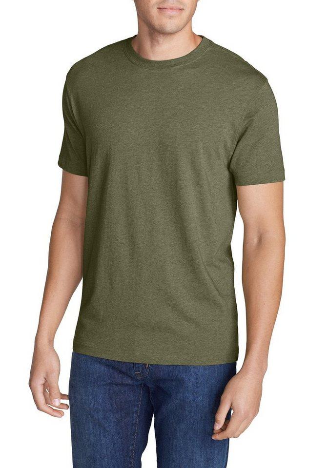 eddie bauer -  T-Shirt Legend Wash Shirt - Kurzarm - Slim Fit