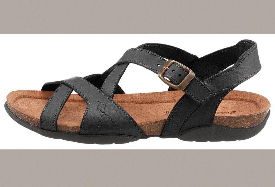 eddie bauer leder sandale online kaufen otto. Black Bedroom Furniture Sets. Home Design Ideas