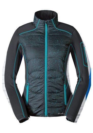 Eddie Bauer Damen-Ignitelite Hybrid Jacke mit Reißverschluss