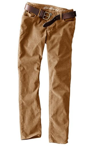 Eddie Bauer Boyfriend Slim Pants From Cord