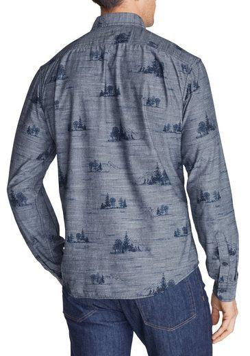 Eddie Bauer Hemd gemustert