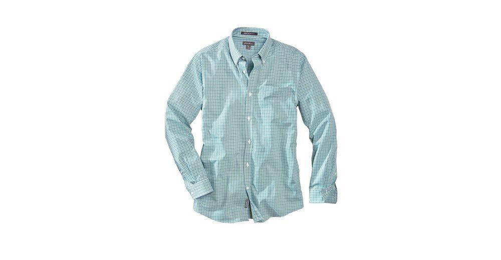 Verkauf Geniue Händler Händler Online Eddie Bauer Knitterarmes Pinpoint-Oxfordhemd - Relaxed Fit - Blautöne Spielraum Angebote Beeile Dich yETECjS9J