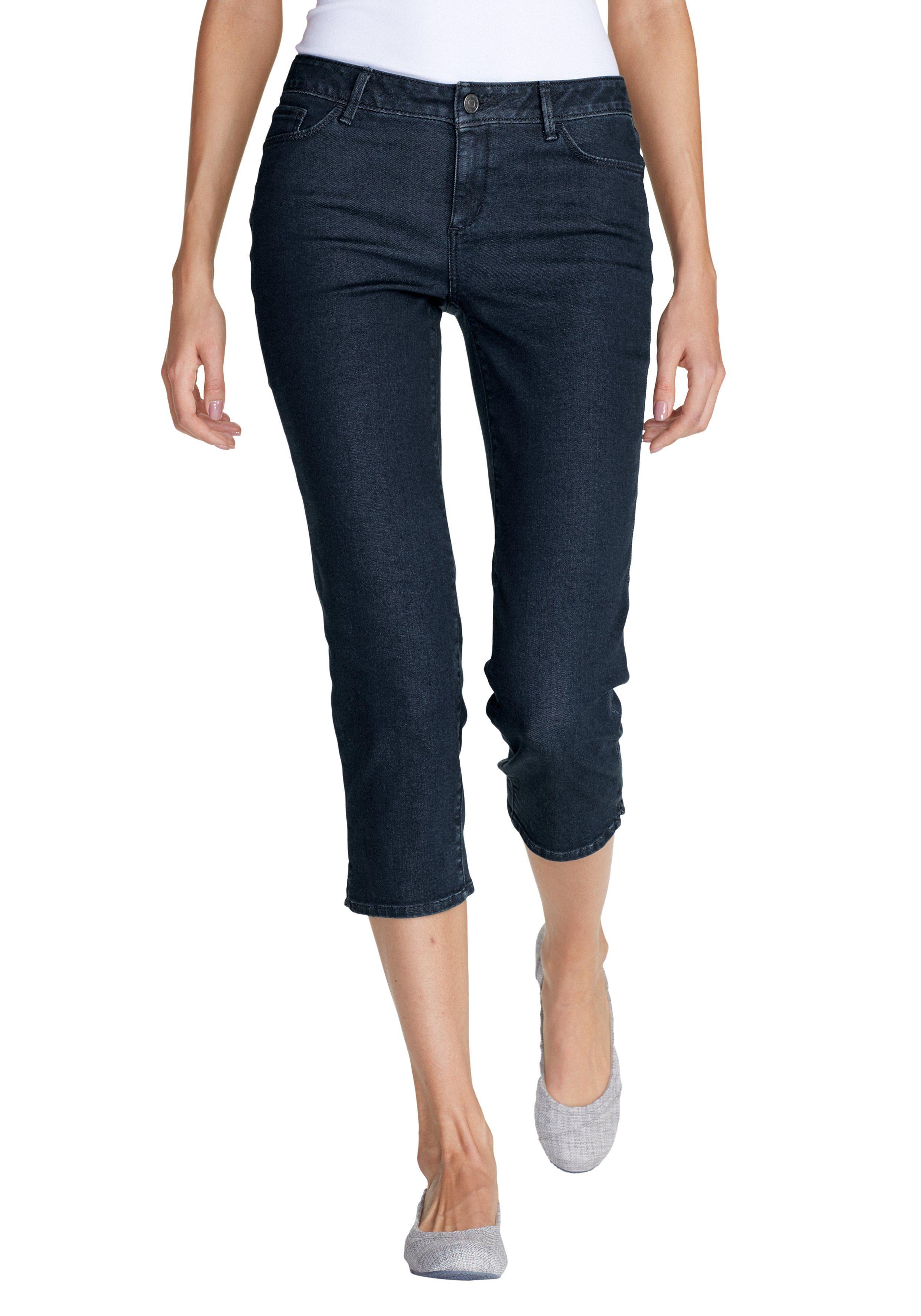Eddie Bauer 3/4-Jeans Denim 7/8 Jeans