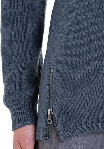 Eddie Bauer Pullover mit Reißverschlüssen