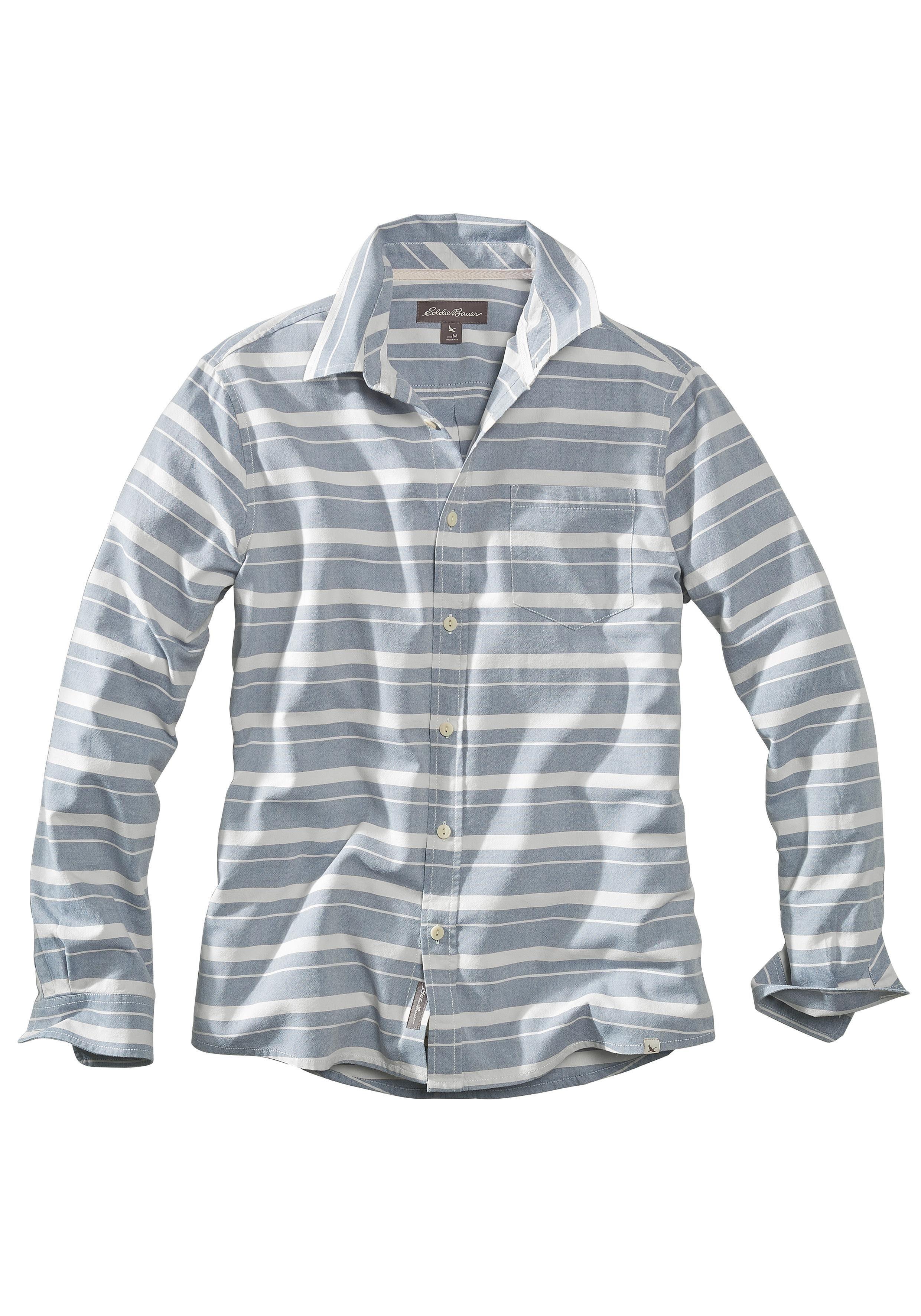Eddie Bauer Langarmhemd Oxfordhemd