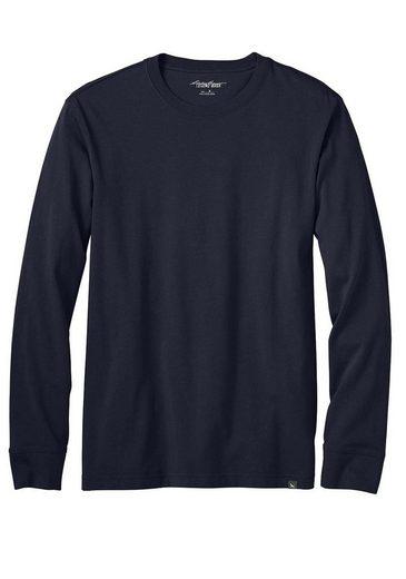 Eddie Bauer Legend Wash Shirt - Langarm