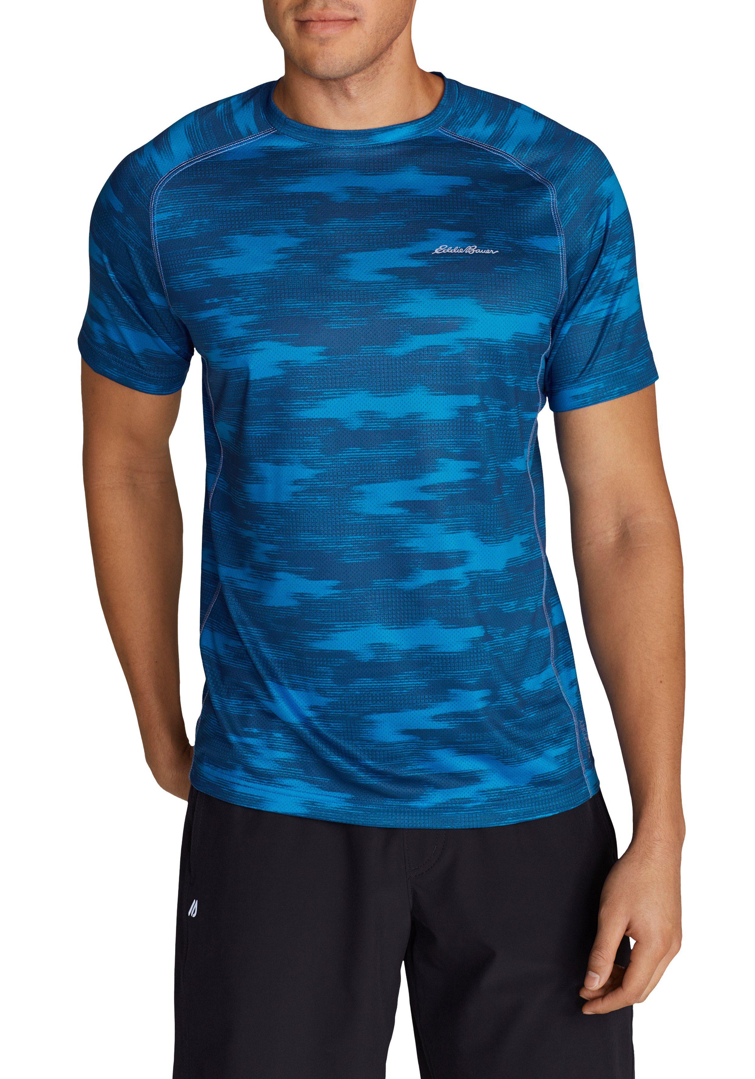 Eddie Bauer Resolution Mesh T-Shirt - bedruckt