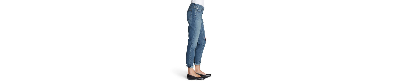 2018 Neue Online Eddie Bauer Boyfriend Jeans mit Flanellpatch Kaufen Günstig Online Günstig Kaufen Neue Freies Verschiffen Echte Freies Verschiffen Große Überraschung vy0ATijlBp