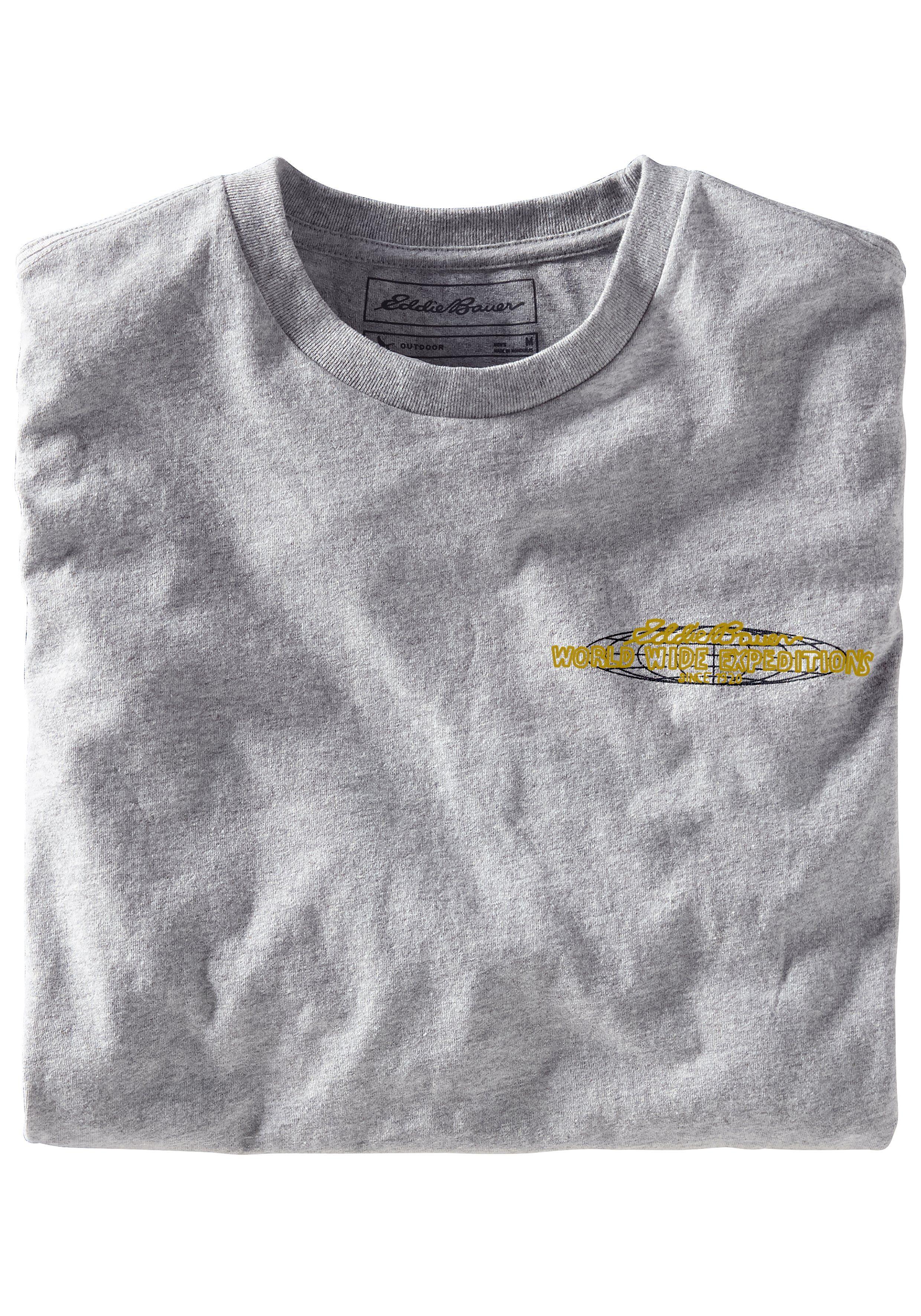 Eddie Bauer T-Shirt mit Motivdruck