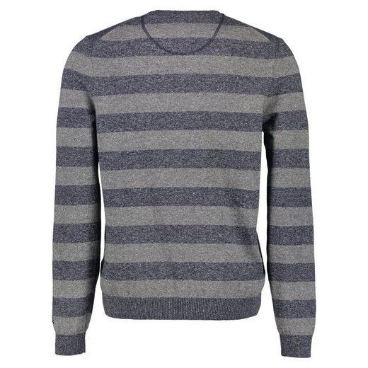LERROS Pullover mit Blockstreifen