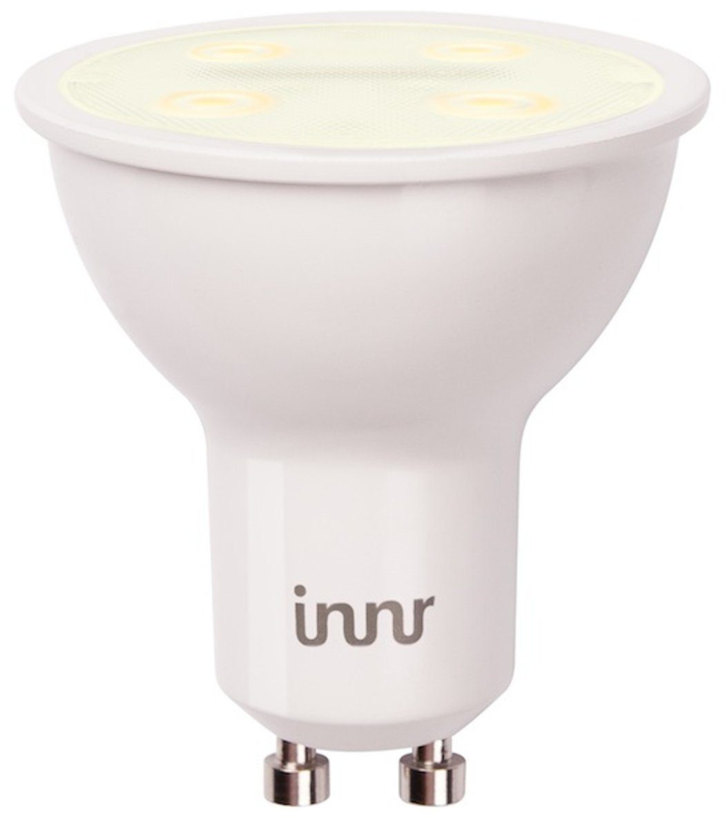 innr Smart Home Zubehör »LED GU10 Spot White RS 125 4er Pack«