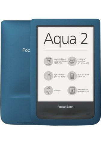 POCKETBOOK EBook Skaitytuvas / eReader »Aqua 2«